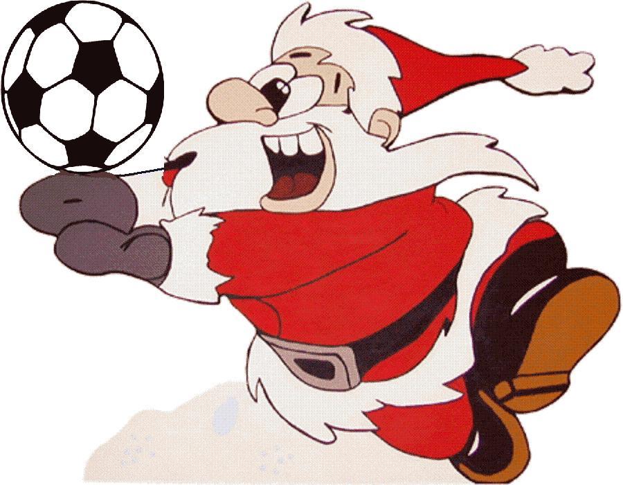 Bildergebnis für fußball weihnachtsbilder