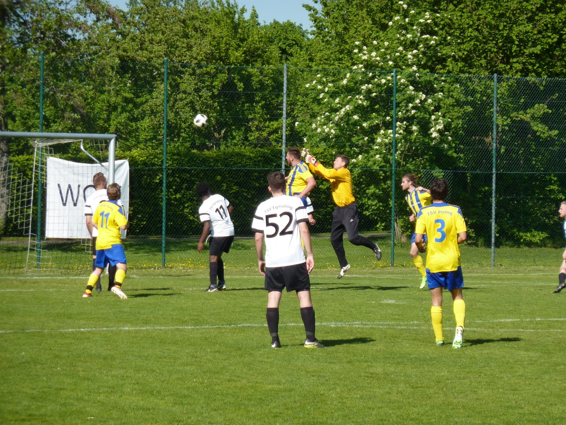 TSV Egmating 2 – TSV Poing 2             2 : 3 (0:2)