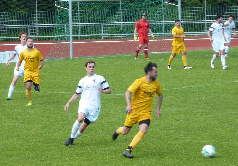FC Ebersberg – TSV Egmating  1 : 1 (1:1)