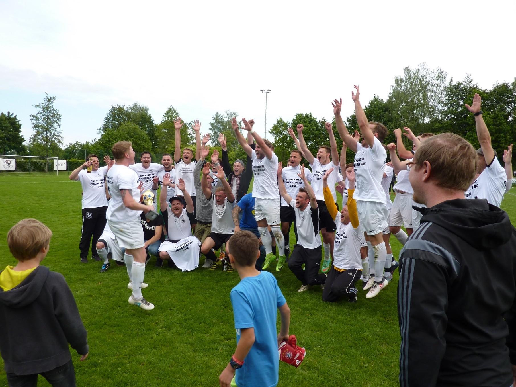 TSV Egmating – TSV Grafing 2 5 : 0 (2:0)