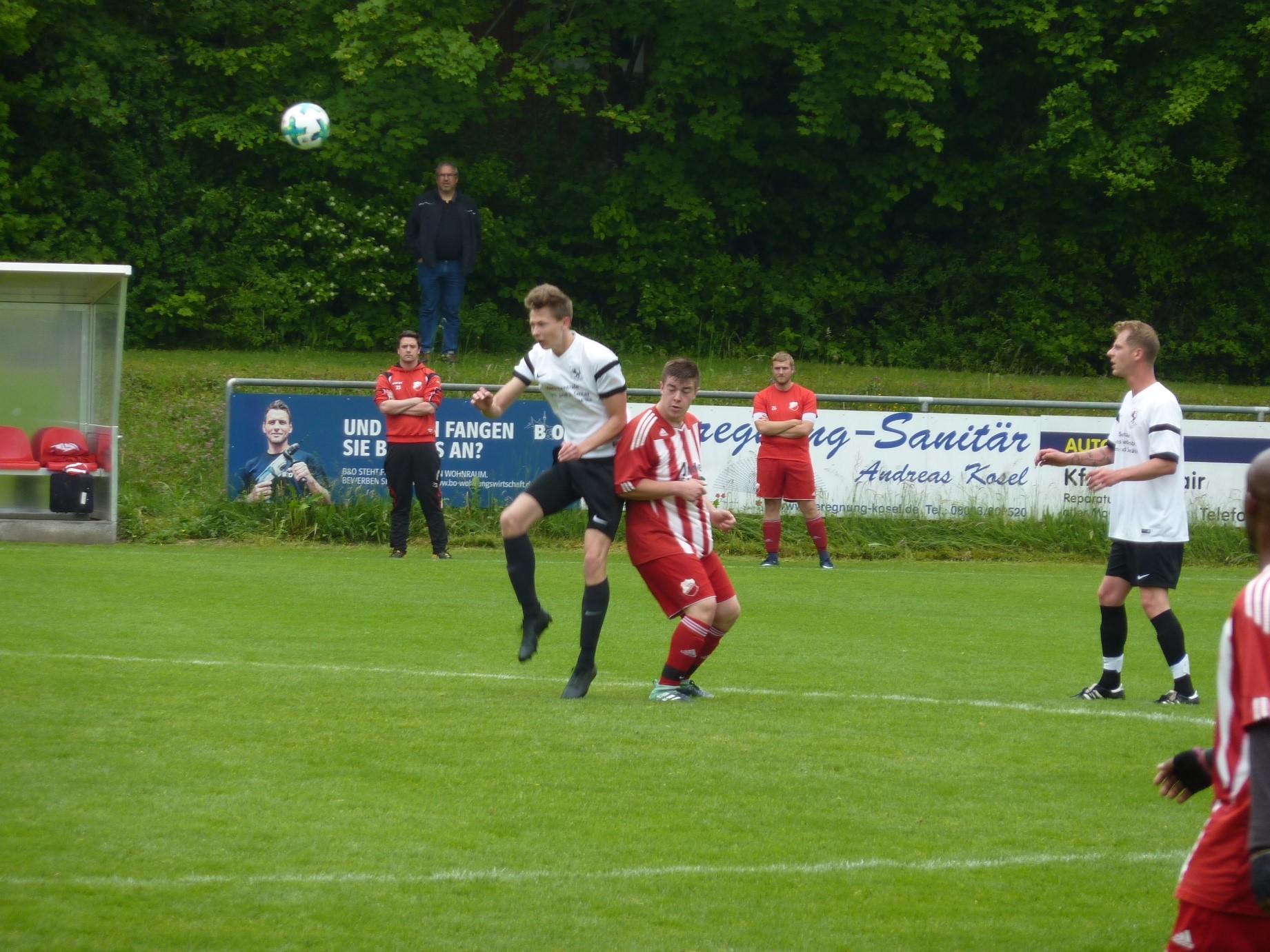 TSV Egmating 2 – TSV Oberpframmern 3  3 : 0 (1:0)
