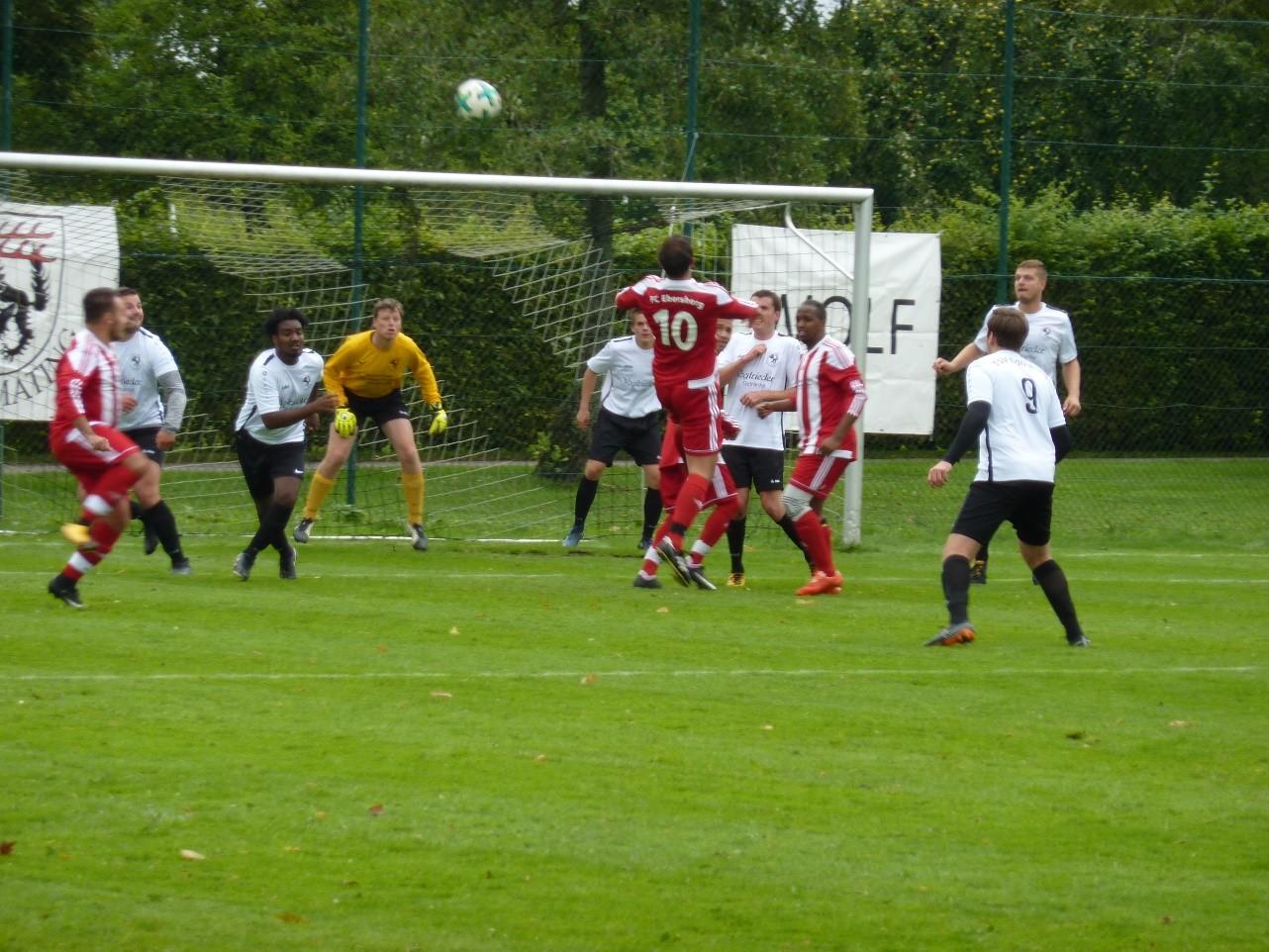 TSV Egmating 2 – FC Ebersberg 2 2 : 3 (1:0)