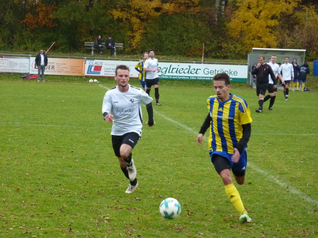 TSV Egmating 2 – TSV Poing 2          3 : 3 (0:0)