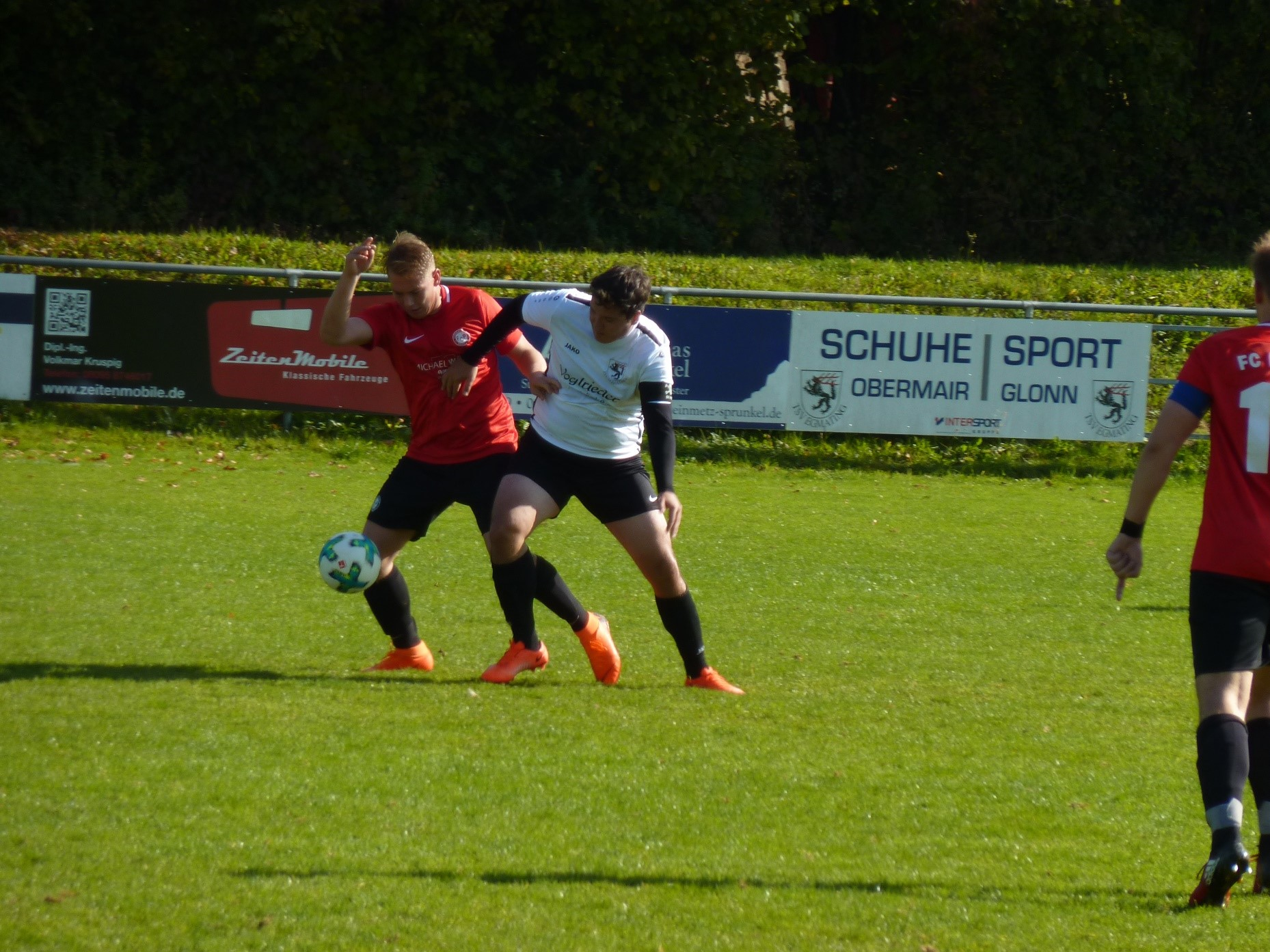 TSV Egmating 2 – FC Parsdorf2 2 : 3 (0:1)