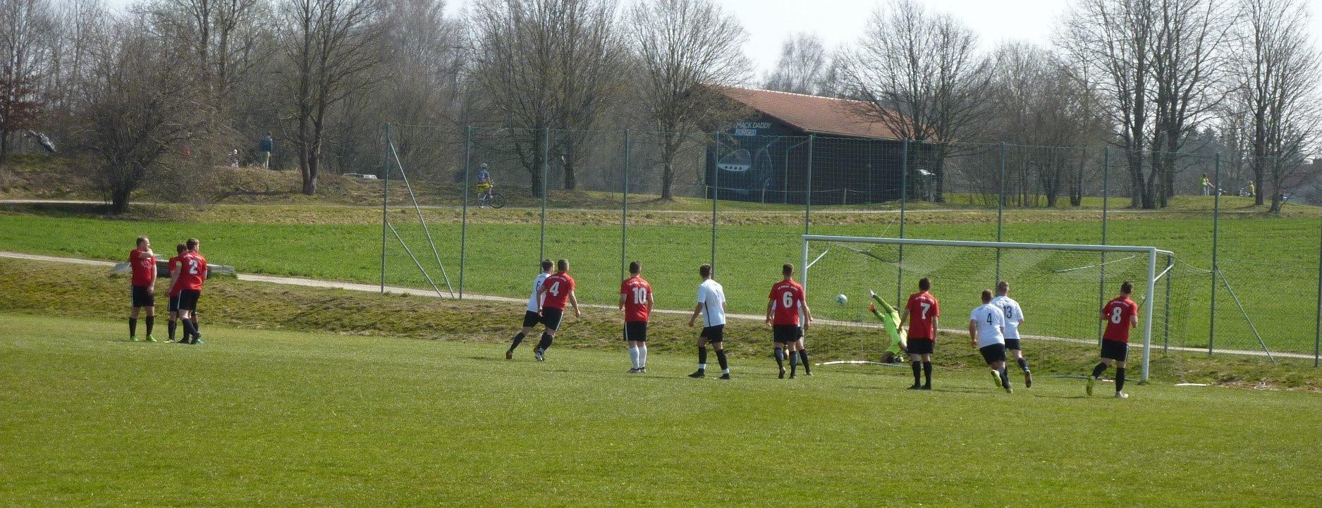 TSV Egmating 2 – SV Bruck 2  2 : 0 (1:0)