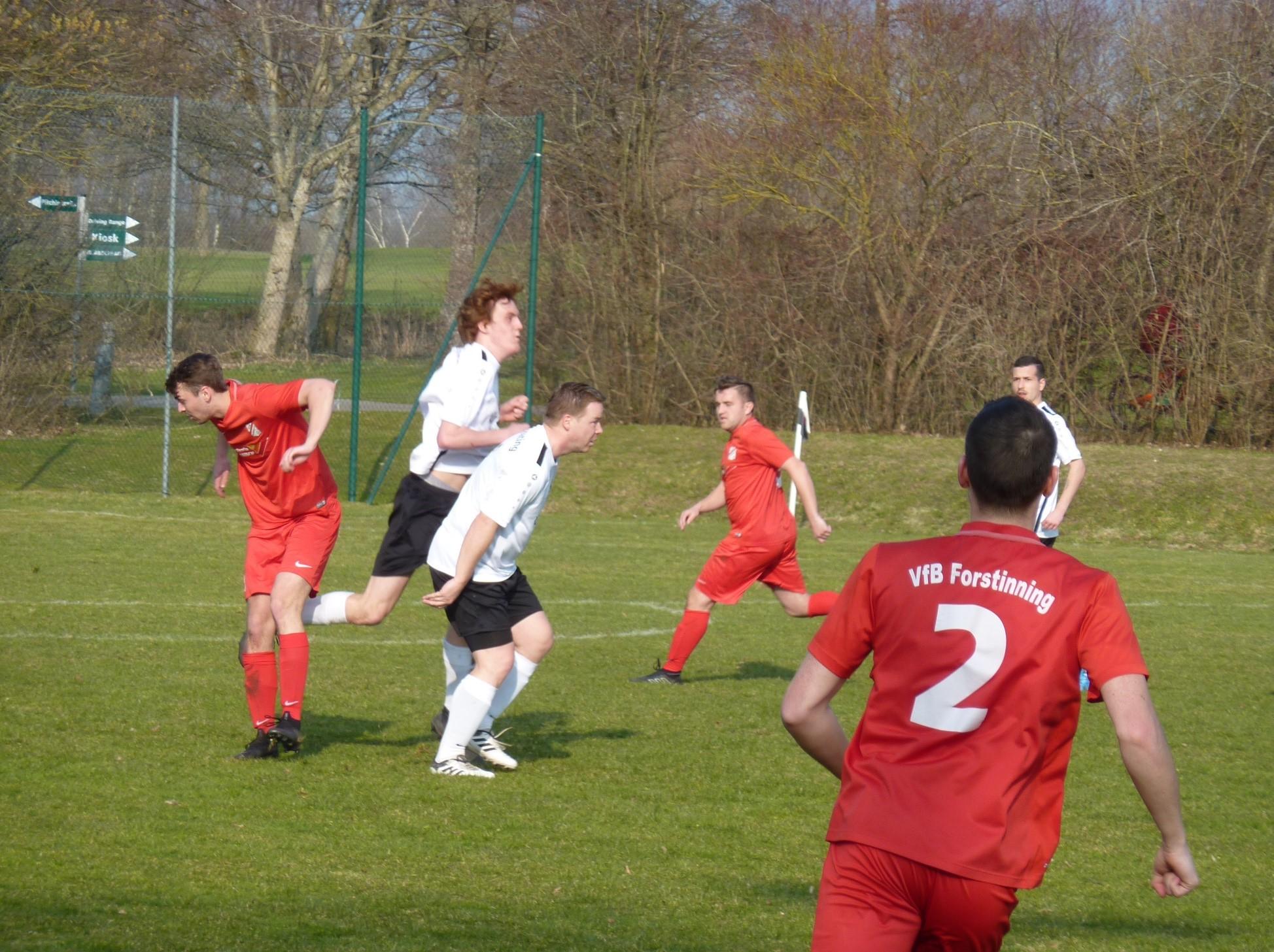 TSV Egmating – VfB Forstinning 21 : 0 (0:0)