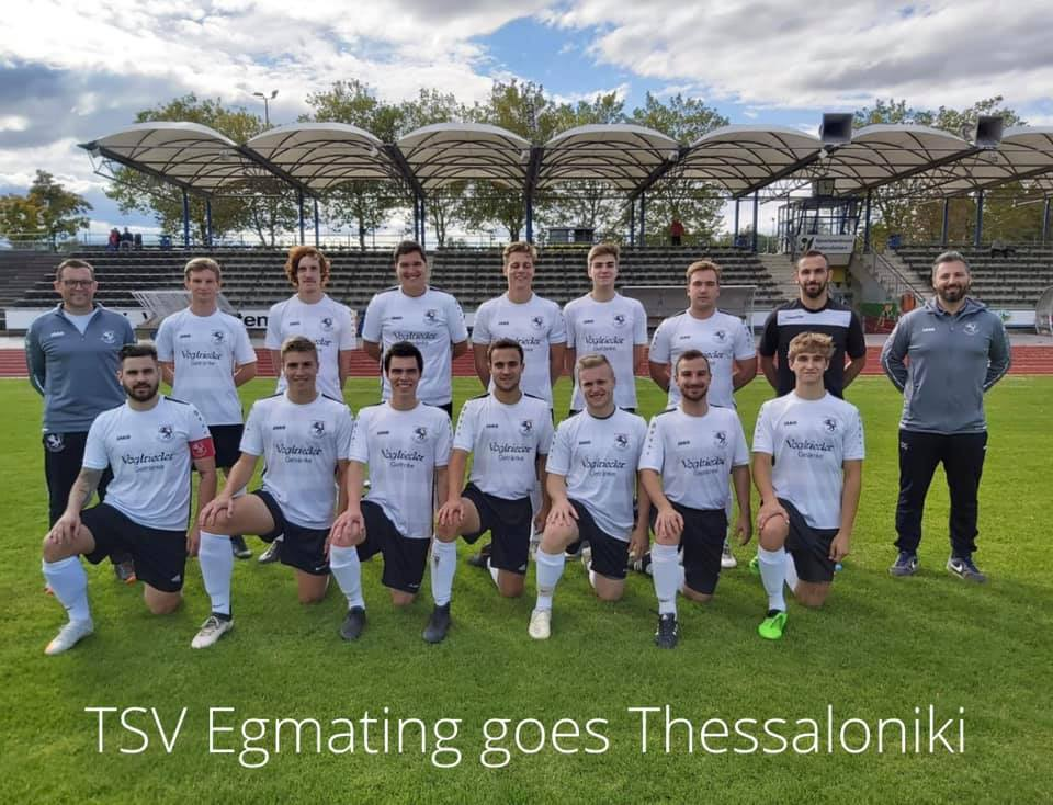 TSV Egmating goes Thessaloniki
